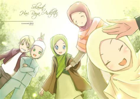 muslim manga  anime drawings islamicartdbcom