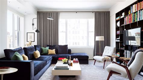 redesigned prewar  york apartment