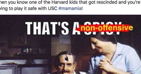 Harvard Memes For Horny Bourgeois Teens - harvard rescinds 10 offers to students who shared hateful memes in a private facebook group chat