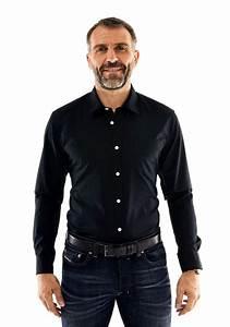 Chemise Homme Pour Mariage : tenue homme classe soir e fete style moderne habill chemise noire mode homme popeline 100 ~ Melissatoandfro.com Idées de Décoration