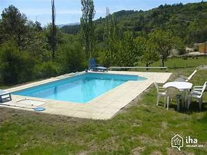 location villa a buis les baronnies iha 65227 With location buis les baronnies avec piscine