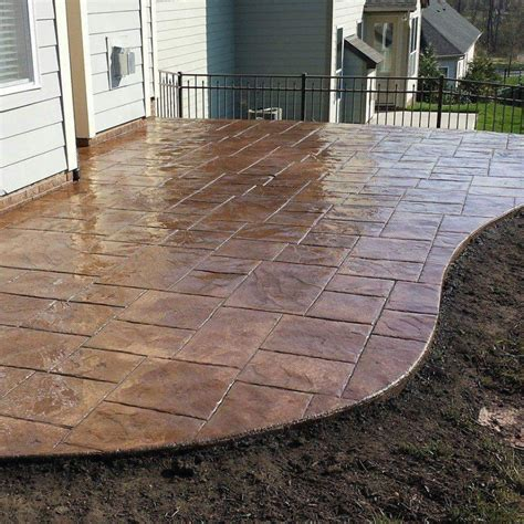 sted concrete backyard ideas sted concrete patio wi patio pavers wichita ks 28 images patio pavers patio concrete patio