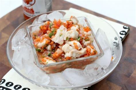 grouper ceviche fresh recipes