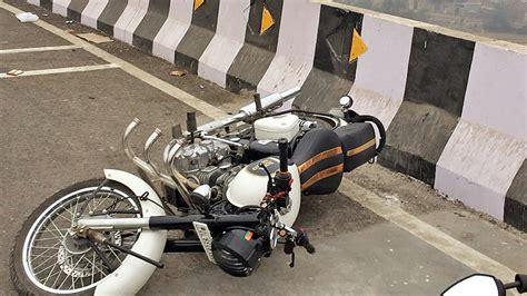 Class 7 Boy Dies, Friend Injured As Speeding Bike Falls