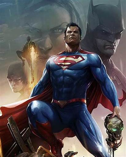 Mattina Francesco Superman Dc Comic Characters Comics