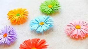 Einfache Papierblume Basteln : blumen deko basteln wohn design ~ Eleganceandgraceweddings.com Haus und Dekorationen