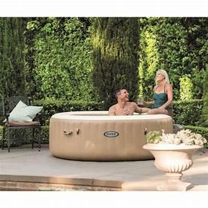 Spa Intex Avis : spa gonflable intex pure spa bulles 4 places ~ Melissatoandfro.com Idées de Décoration