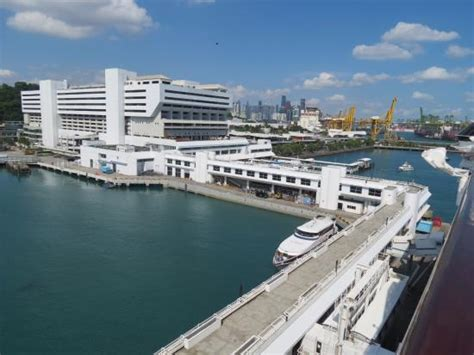 Ferry Harbour Bay To Tanah Merah by Harbourfront Cruise Center Picture Of Singapore Cruise