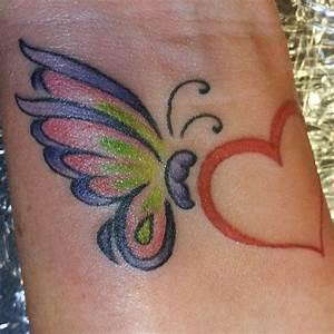 Kleiner Schmetterling Tattoo : sch n handgelenk galerie teil 6 ~ Frokenaadalensverden.com Haus und Dekorationen