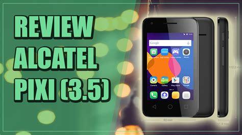 review alcatel pixi 3 3 5 espa 209 ol 2016
