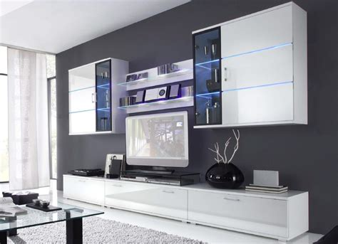 Meuble salon tv design meuble tv contemporain bois