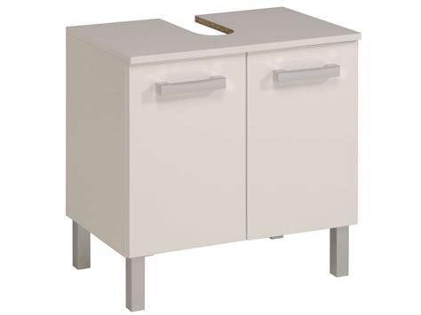 meuble sous lavabo 60 cm syane vente de meuble et rangement conforama