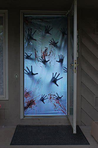 Joiedomi Halloween Haunted House Decoration Window Door
