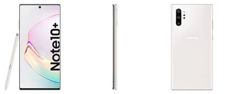 get a at the samsung galaxy note 10 in the new aura white color android central