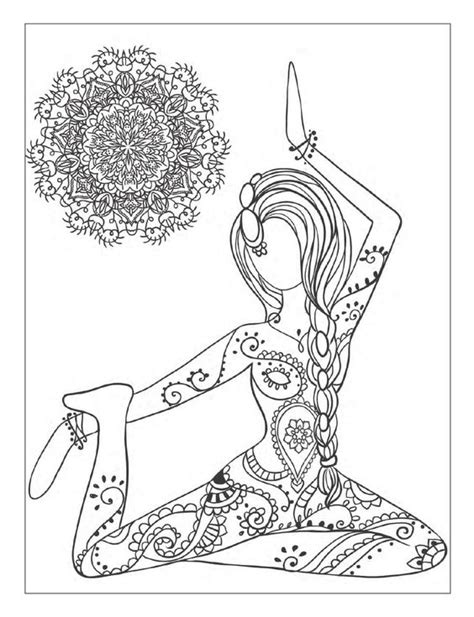 meditation coloring pages and meditation coloring book for adults with