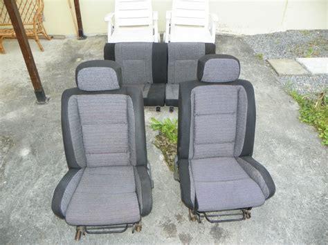 siege gt turbo vends interieur gt turbo ph1 ph2 divers siège arrière