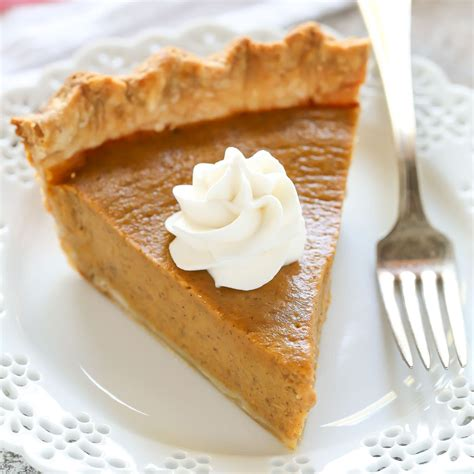 Don't worry, i have one more pie recipe coming next week! Pumpkin Pie Recipe