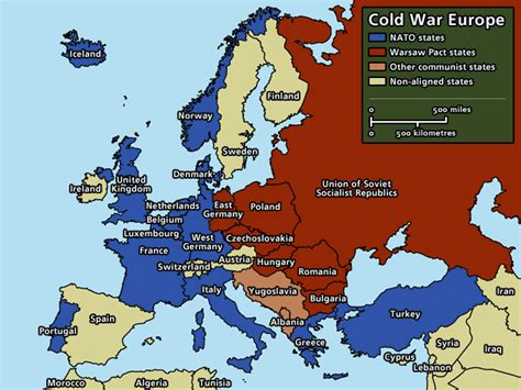 the cold war july 2015