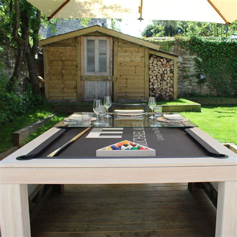 outdoor pool table luxury pool tables