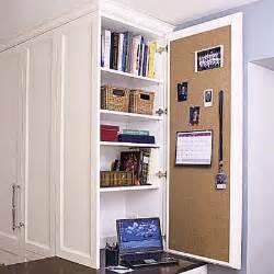 kitchen message center ideas bonus built in kitchen office design ideas this house