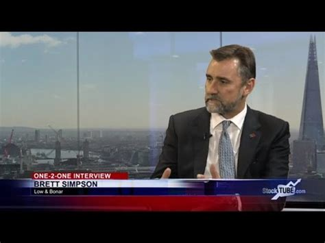 low bonar china a great market and attractive opportunity for low bonar says ceo