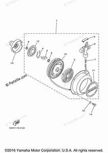 Yamaha Atv 2003 Oem Parts Diagram For Starter
