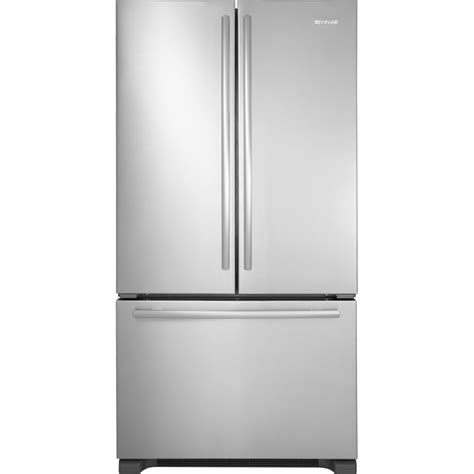 Cabinet Depth French Door Refrigerator With Internal