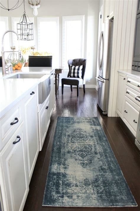 kitchen runner ideas  pinterest kitchen