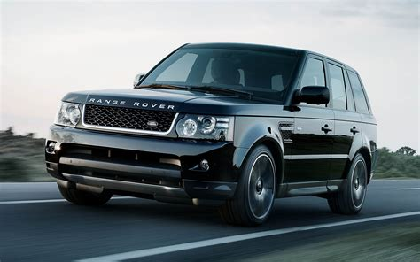 range rover sport black edition wallpapers  hd images car pixel