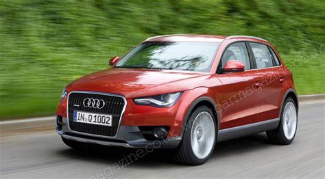 Audi Q1 The Plan For Audi's Baby Suv  Car Magazine