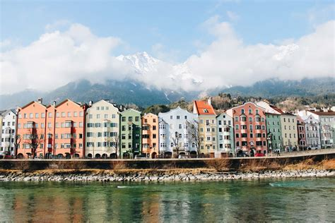 Innsbruck, Austria: In The Heart Of The Alps - The ...