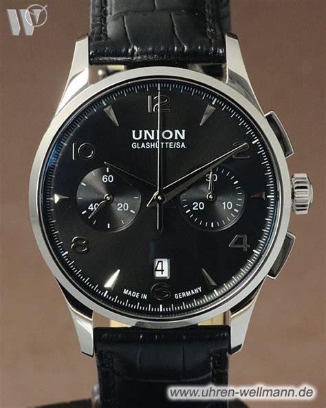 union glashütte uhren union glash 252 tte noramis d005 427 16 057 00 herrenuhr chronograph automatik stahlgeh 228 use