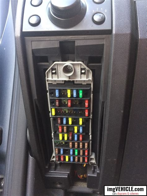 Jet Boat Fuse Box Location by Wrg 7297 Astra 57 Fuse Box