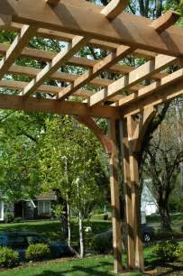 pergola designs pergola design for portland landscaping by bjorn nordquist at landscape east west portland