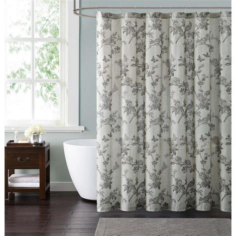 brown shower curtain style 212 lisborn brown 72 in and brown shower
