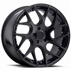 Tis Online : tis 542b gloss black with chrome rivets wheels ~ A.2002-acura-tl-radio.info Haus und Dekorationen