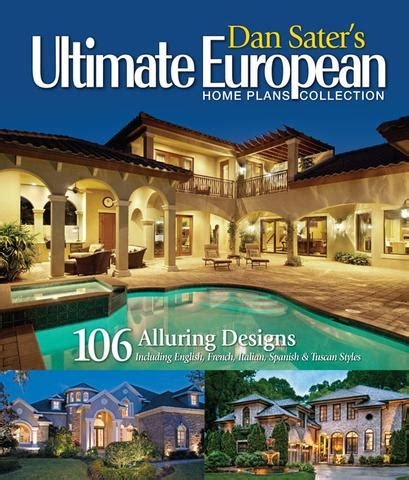 home plan books  magazines sater design collection