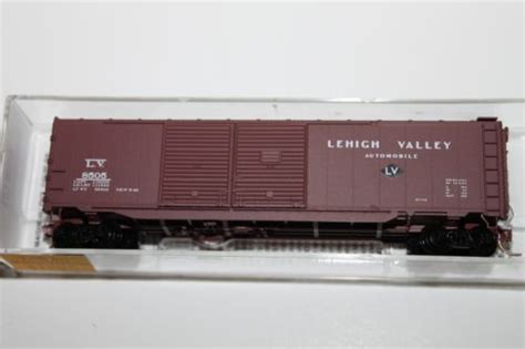 scale micro train   lehigh valley  double