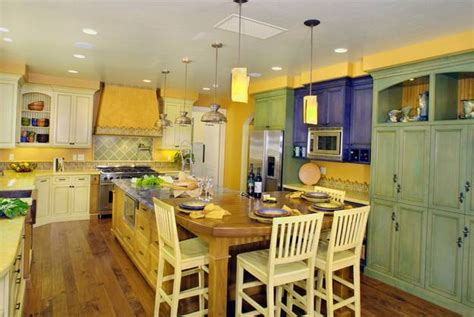modern kitchen decor ideas  provencal style modern