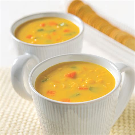 mais cuisine chaudrée de maïs recettes cuisine et nutrition