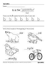 printable alphabet fomation worksheets a j sb8 sparklebox