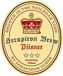 beer label maker o gauge railroading on line forum With beer label maker