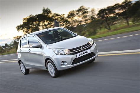 Suzuki South Africa by Suzuki Celerio Safe In South Africa