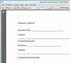 Kfz Versicherung Berechnen Ohne Anmeldung : vollmacht pdf vorlage download chip ~ Themetempest.com Abrechnung