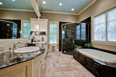 modern mansion floor plans luxurious bathrooms