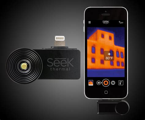 infrared iphone seek thermal for smartphones dudeiwantthat