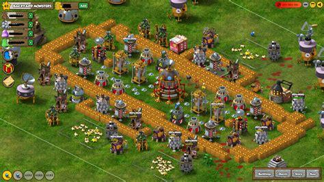 Facebook Backyard Monsters Best Base Defense Designs