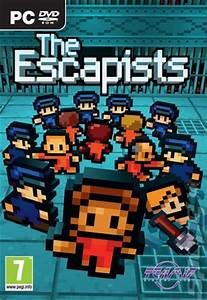 Covers Box Art The Escapists PC 1 Of 1