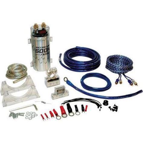 scosche 4 channel single lifier wiring kit walmart canada