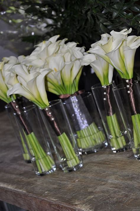 calla lily table l 86 best images about calla lily wedding theme on pinterest